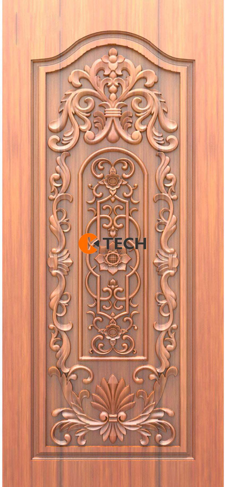 K-TECH CNC Doors Design 127