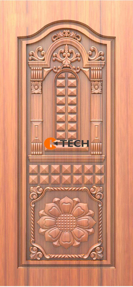 K-TECH CNC Doors Design 128