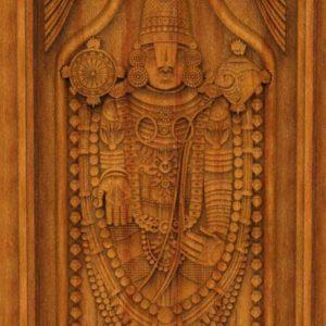 K-TECH CNC Oak Door Design 13