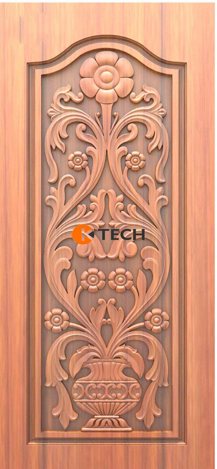 K-TECH CNC Doors Design 132