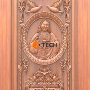 K-TECH CNC Doors Design 88