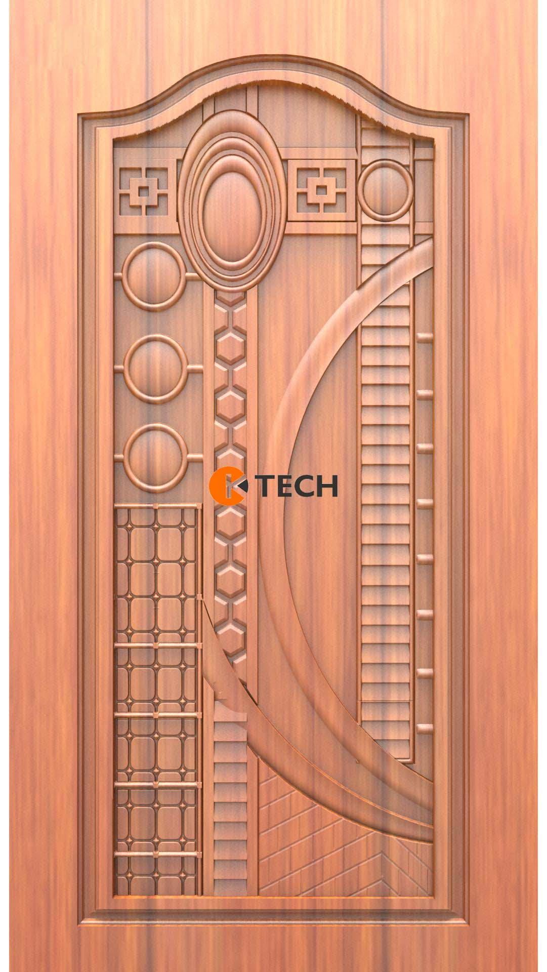 K-TECH CNC Doors Design 90