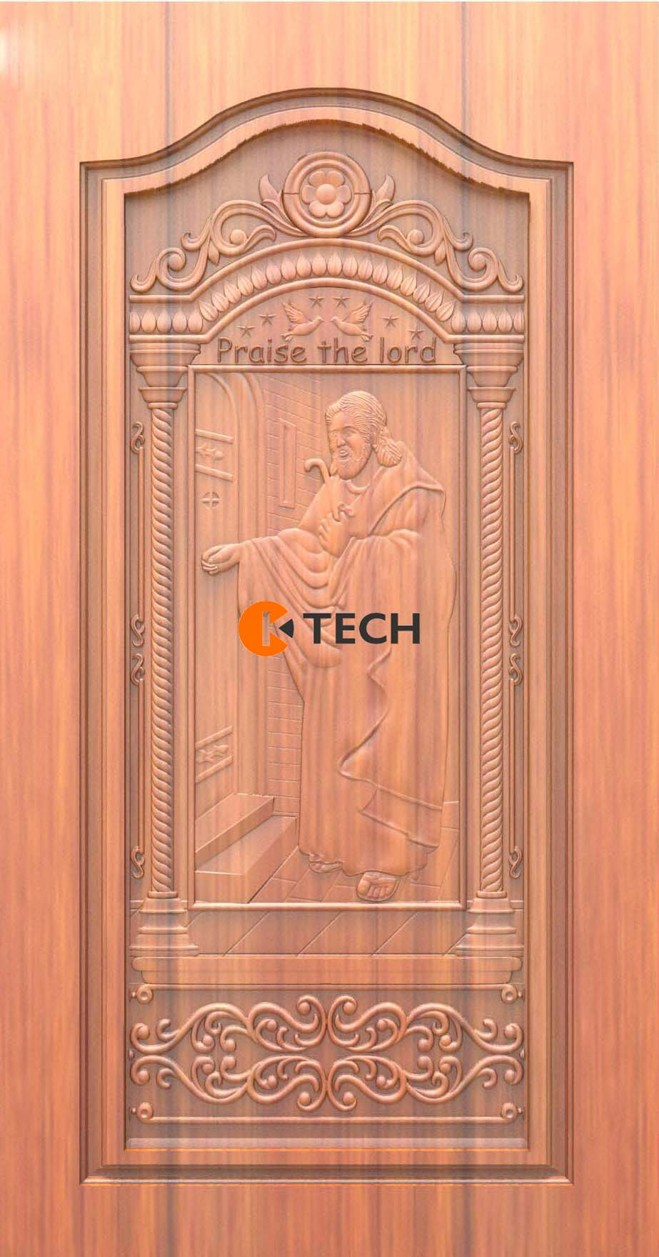 K-TECH CNC Doors Design 92