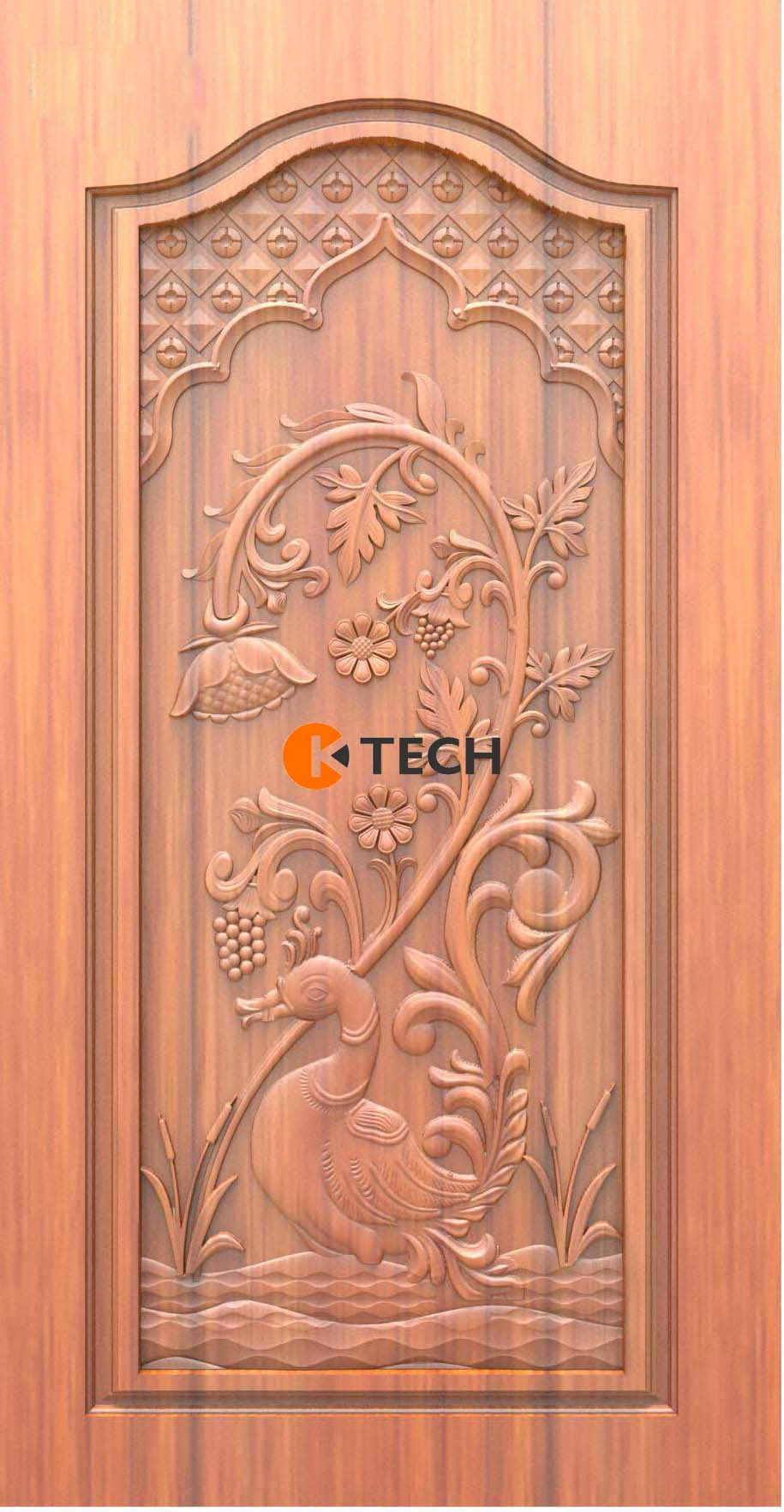 K-TECH CNC Doors Design 93