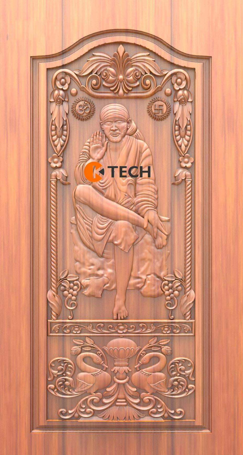 K-TECH CNC Doors Design 95