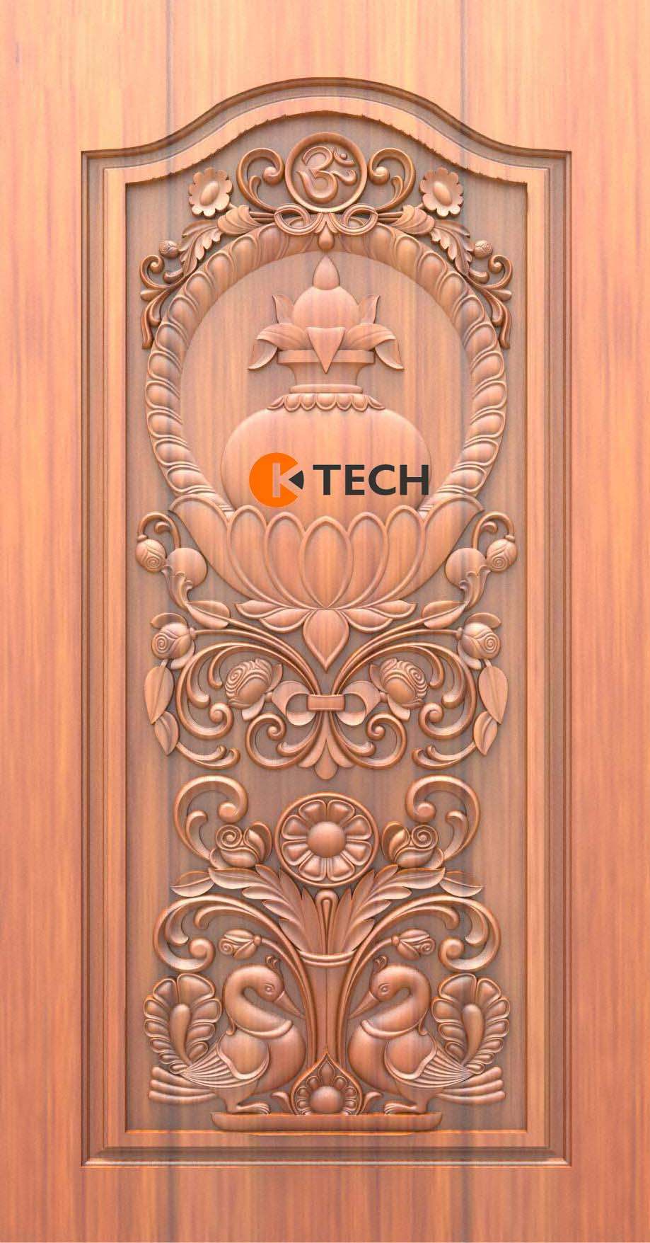 K-TECH CNC Doors Design 96