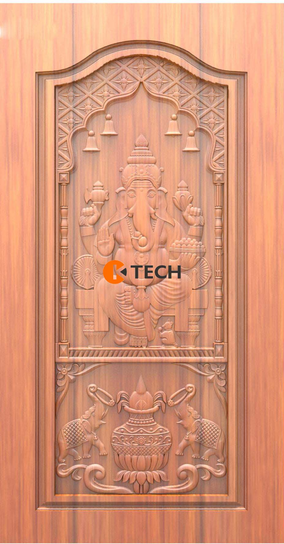 K-TECH CNC Doors Design 97