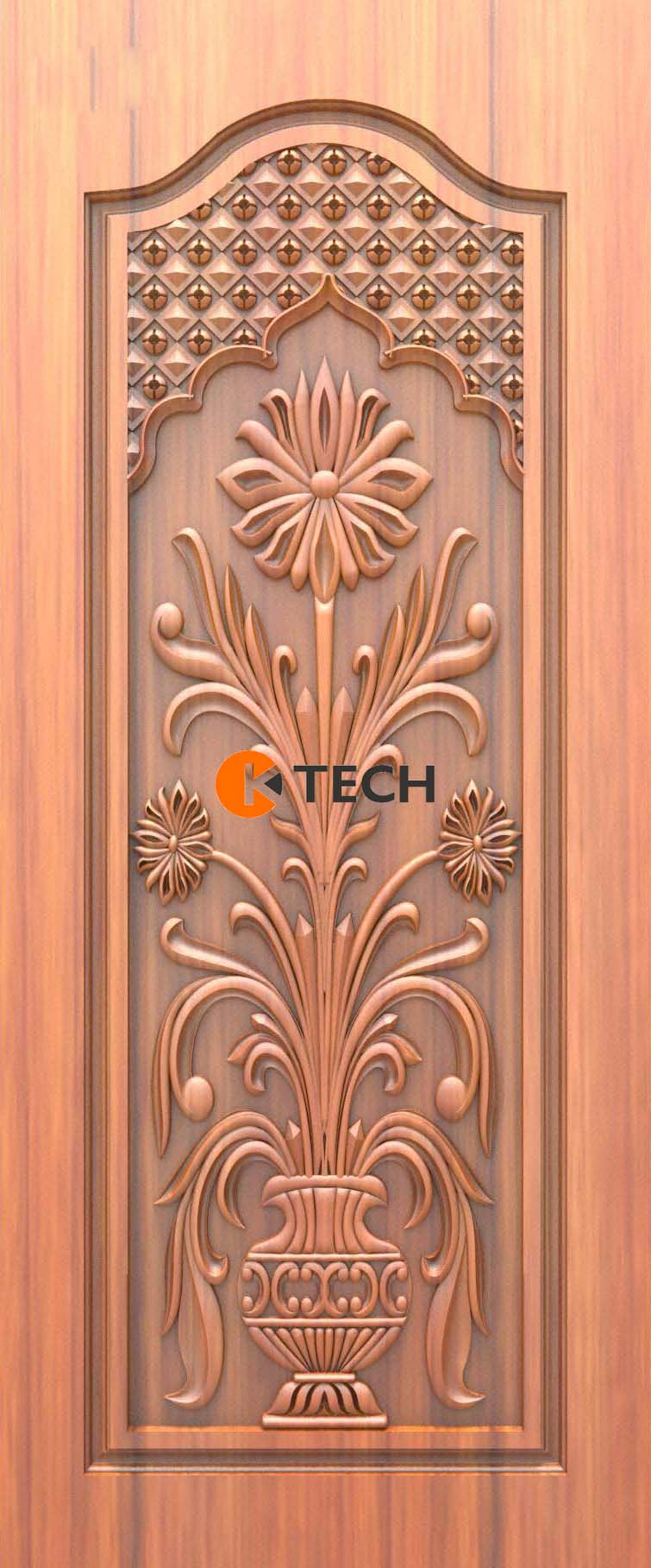K-TECH CNC Doors Design 98