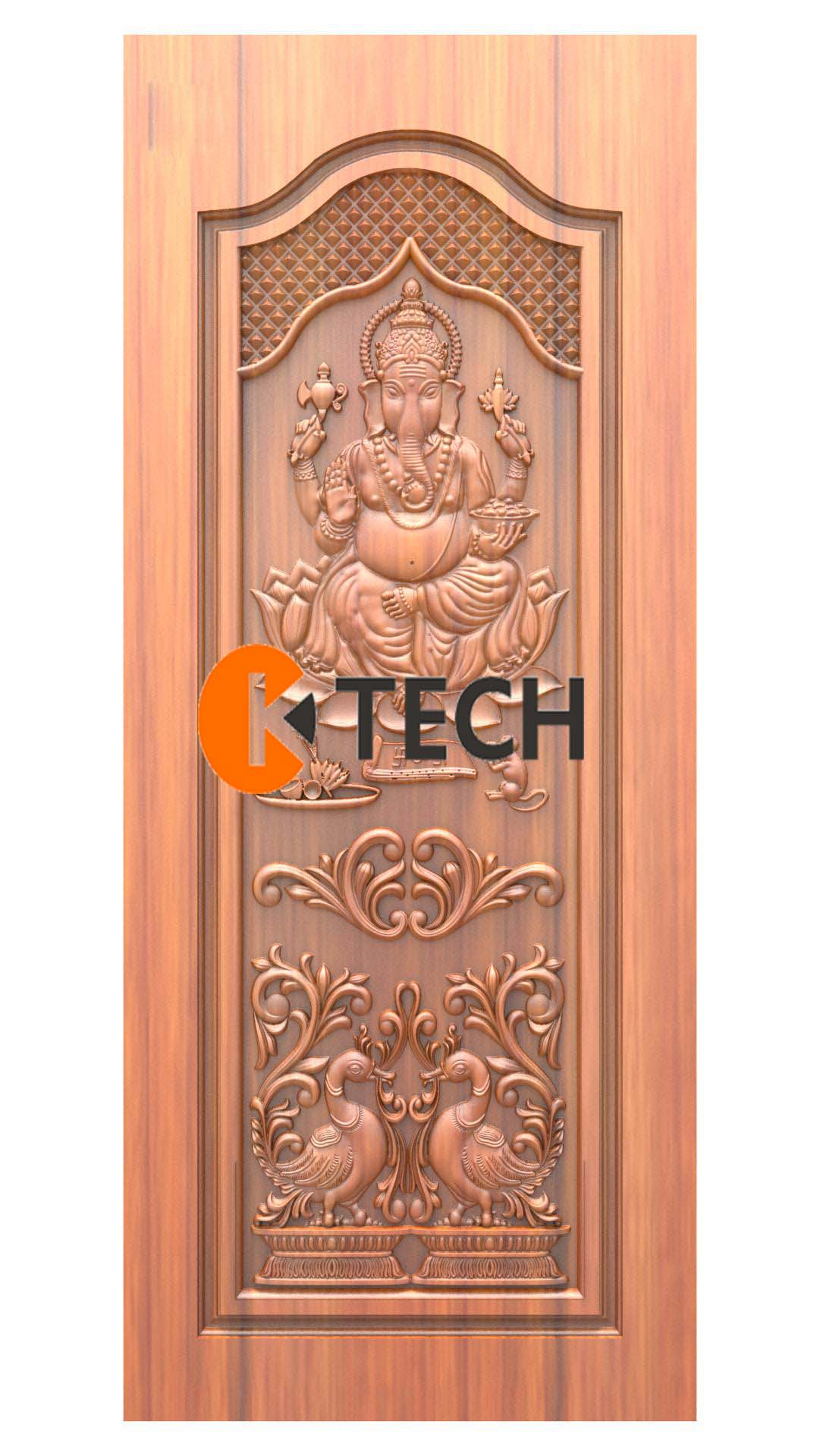 K-TECH CNC Doors Design 72