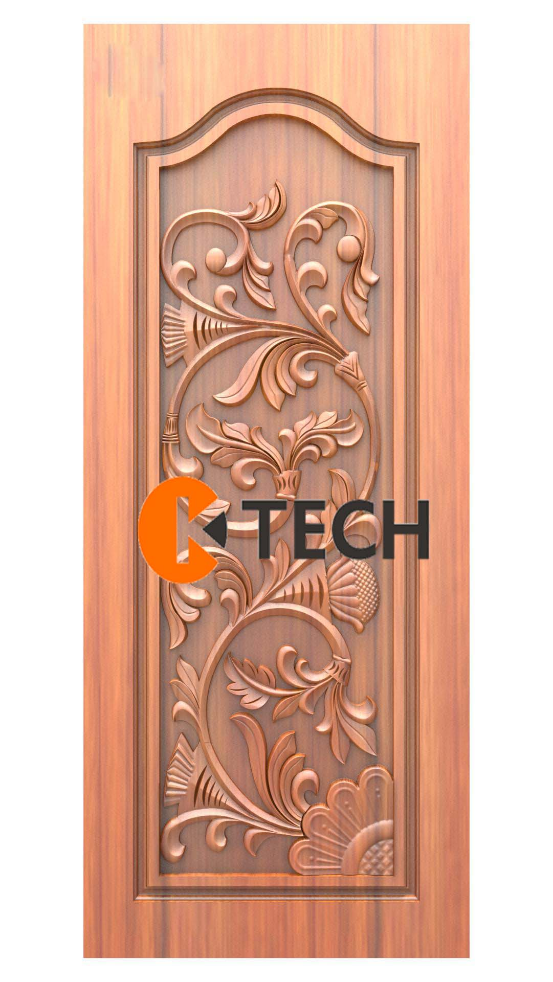K-TECH CNC Doors Design 73