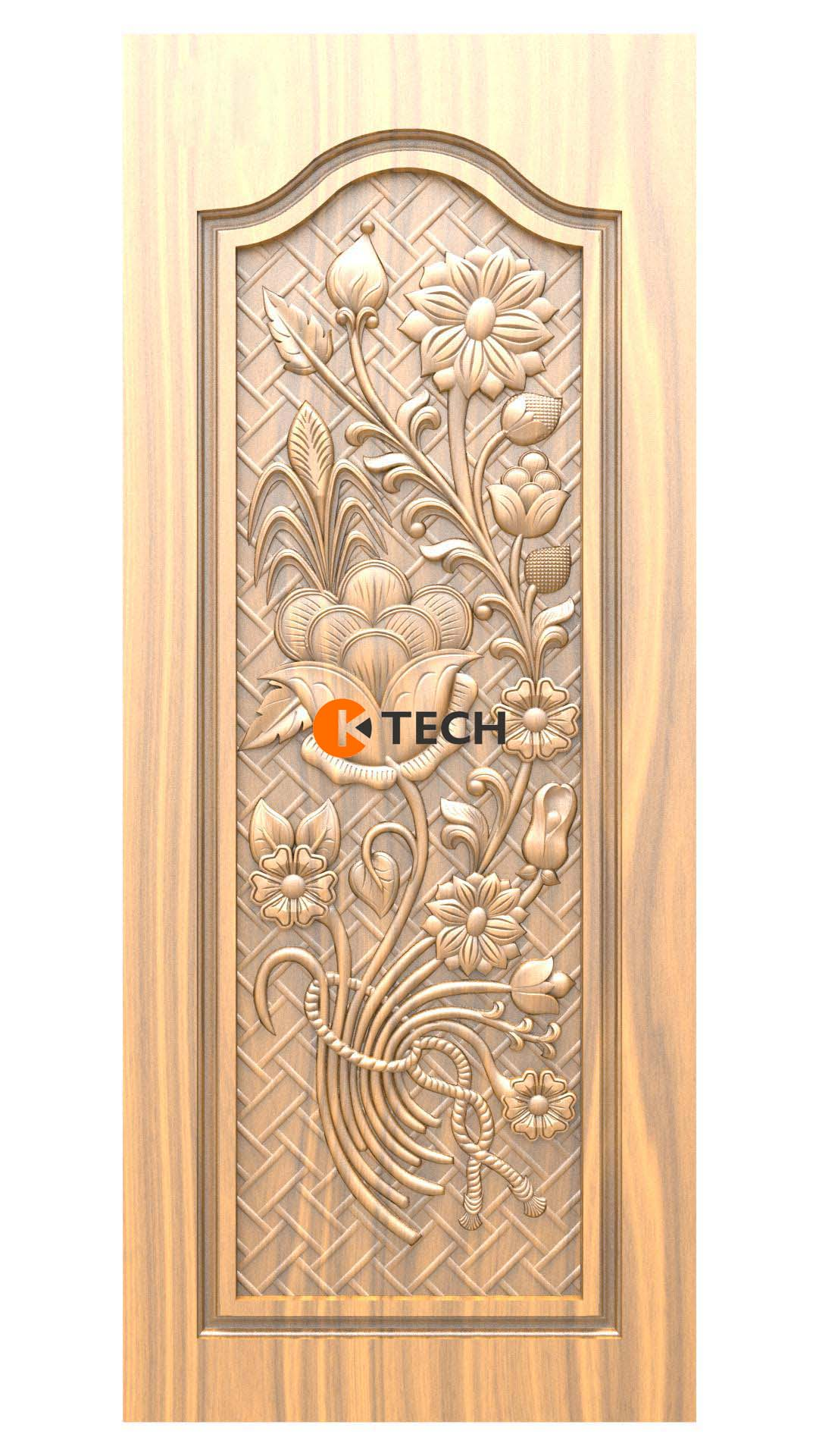 K-TECH CNC Doors Design 76