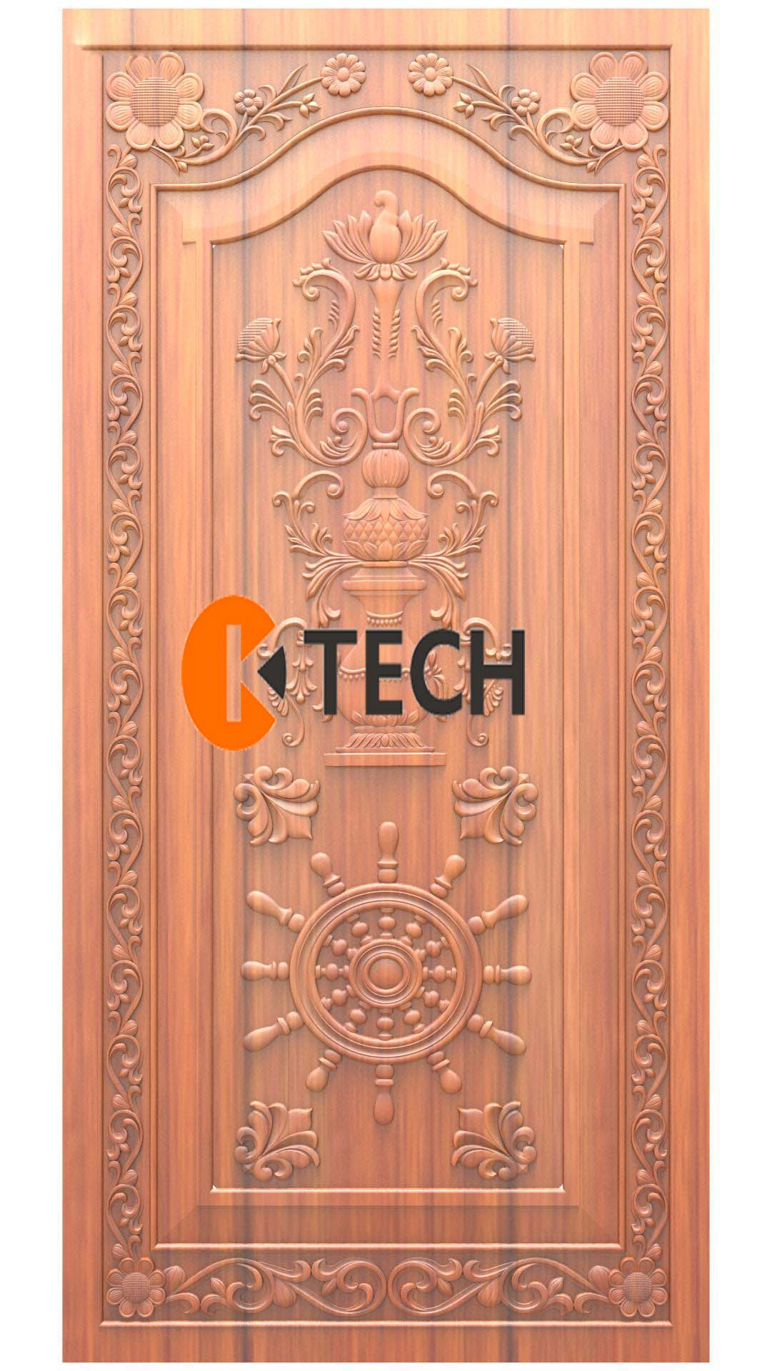 K-TECH CNC Doors Design 77