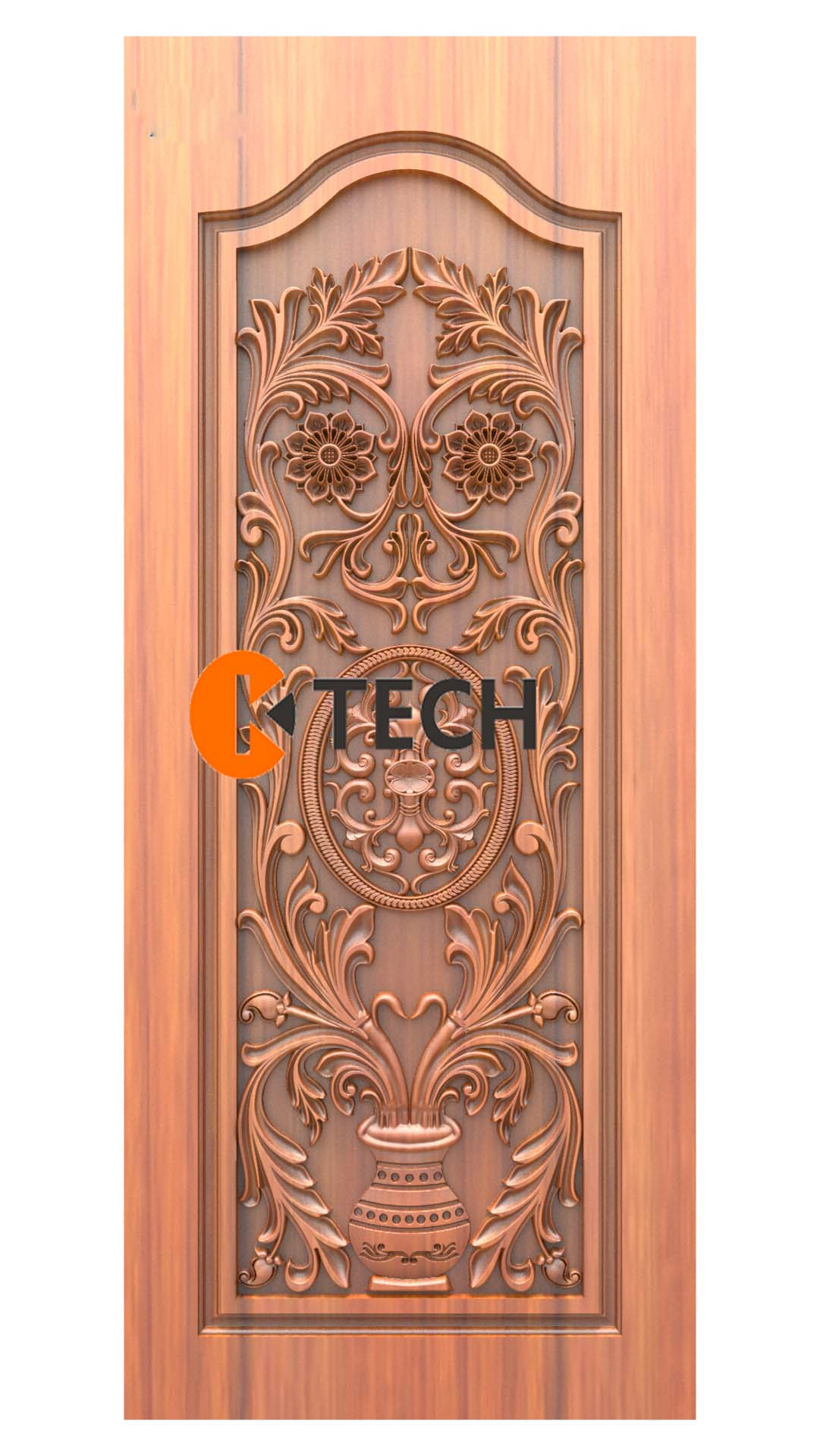 K-TECH CNC Doors Design 82