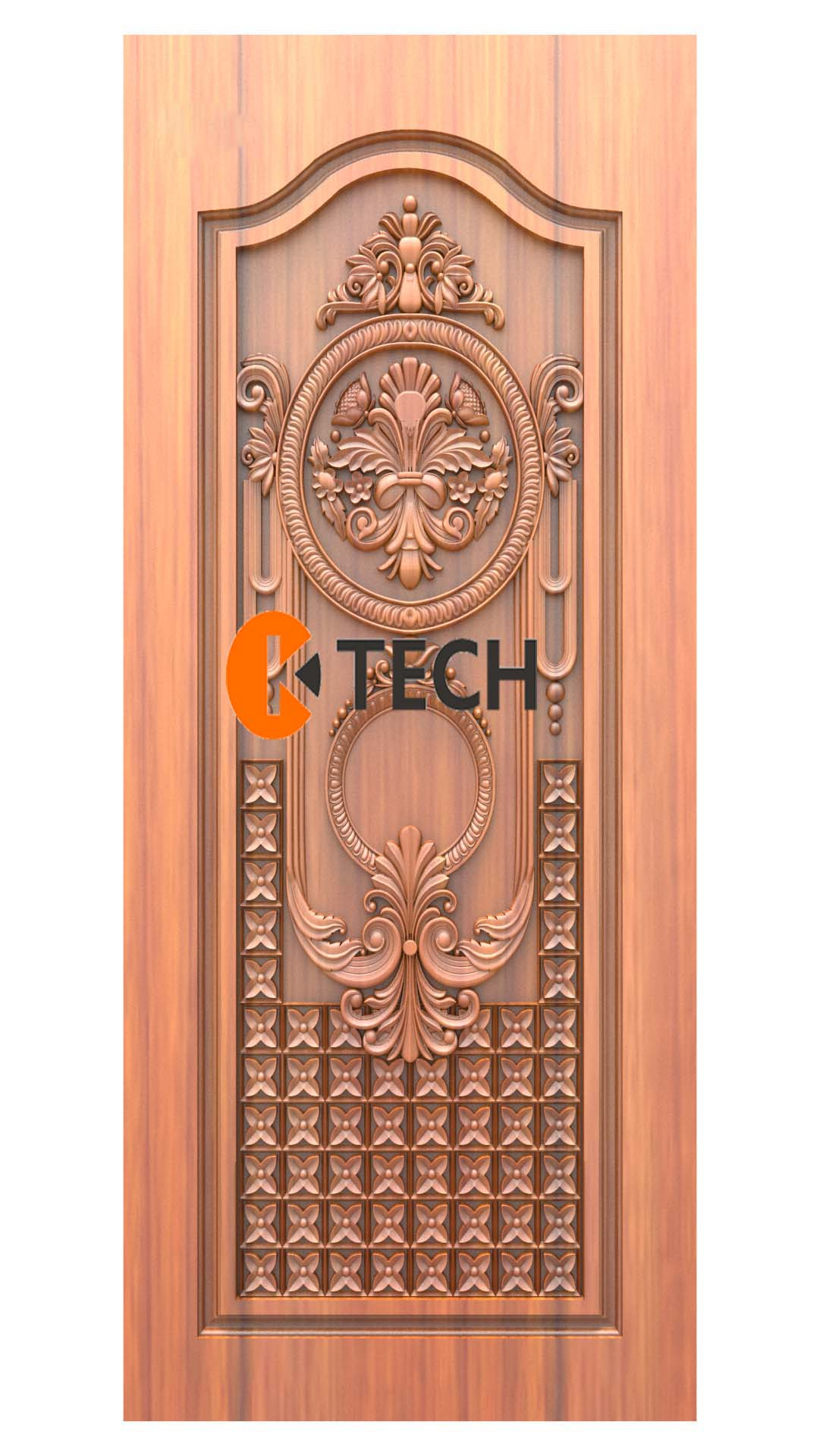 K-TECH CNC Doors Design 83