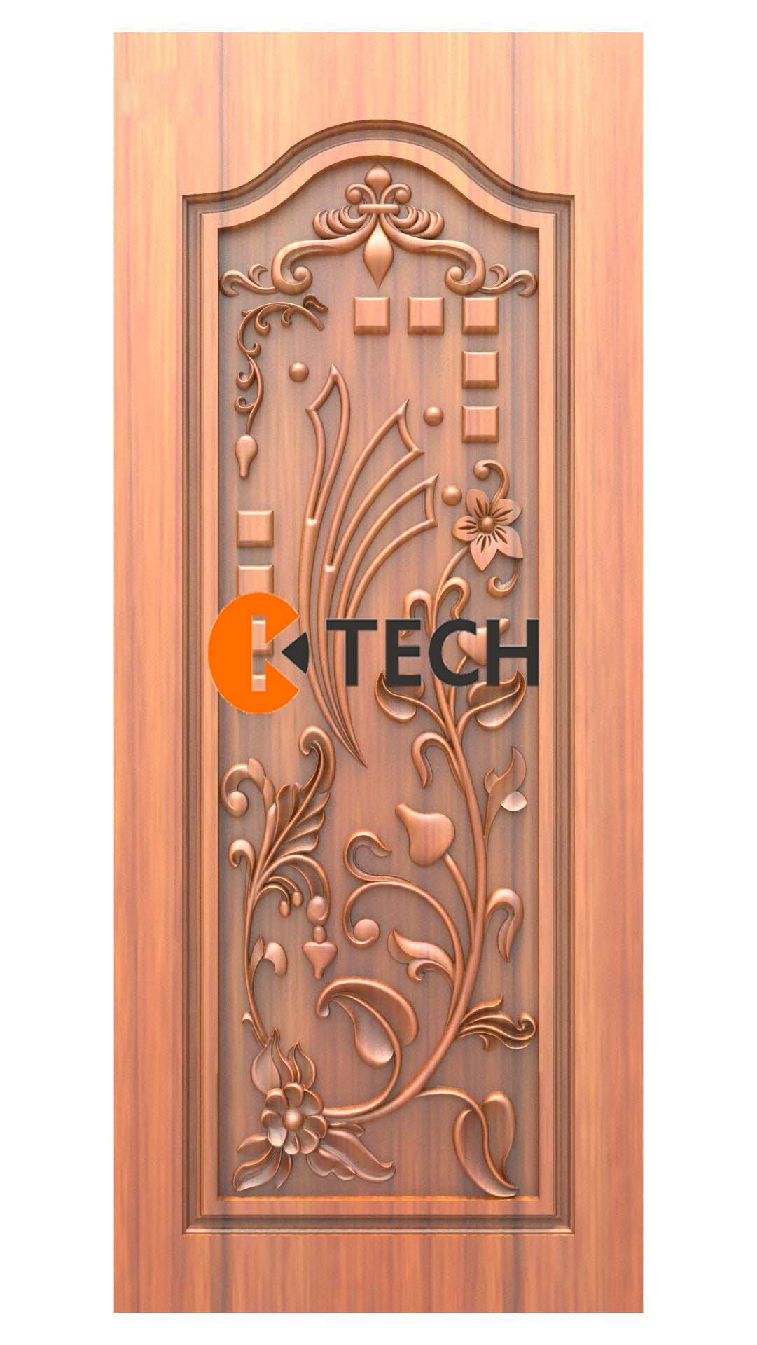 K-TECH CNC Doors Design 84