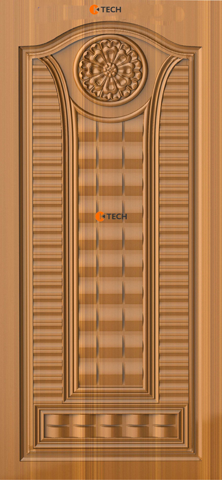 K-TECH CNC Modern Doors Design 03