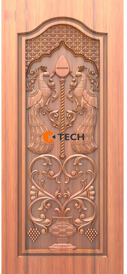 K-TECH CNC Doors Design 138