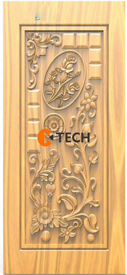 K-TECH CNC Doors Design 140