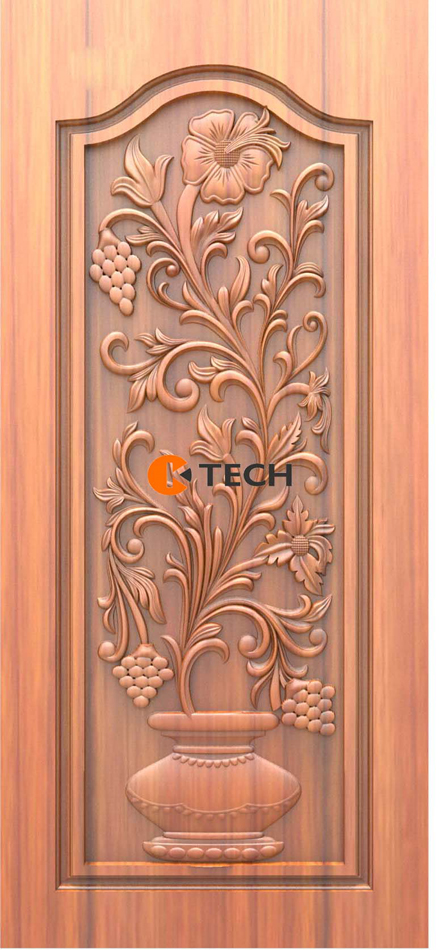 K-TECH CNC Doors Design 144