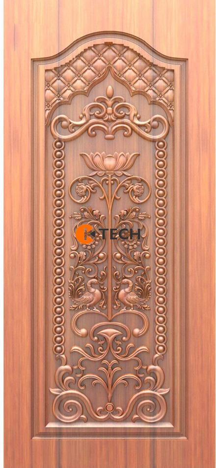 K-TECH CNC Doors Design 147