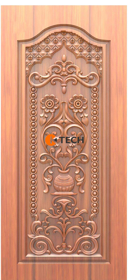 K-TECH CNC Doors Design 148