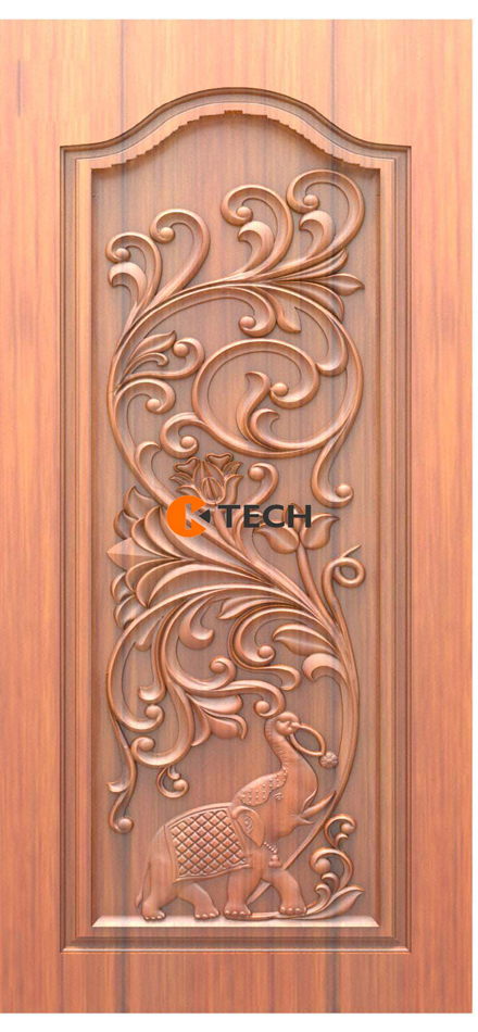 K-TECH CNC Doors Design 160