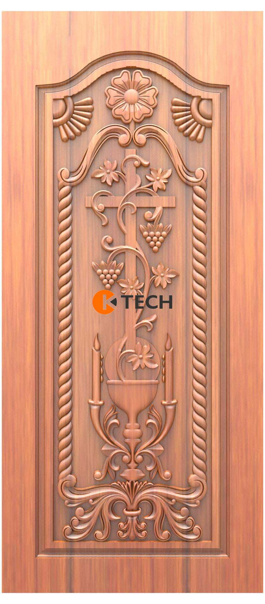 K-TECH CNC Doors Design 167