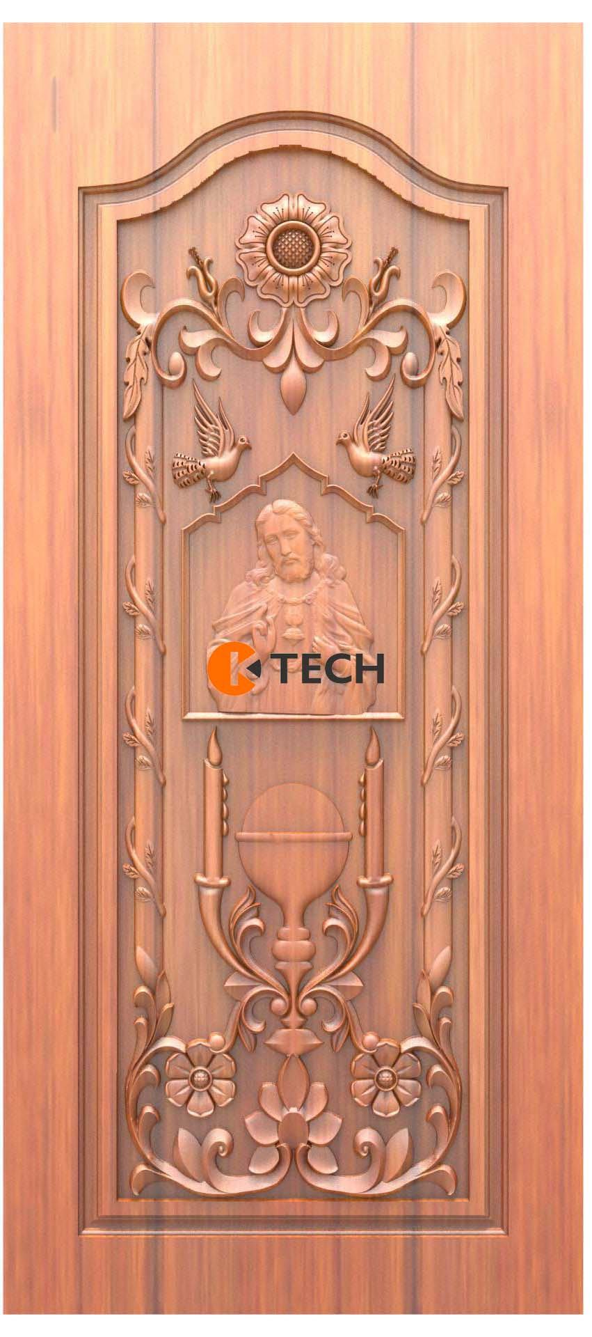 K-TECH CNC Doors Design 169