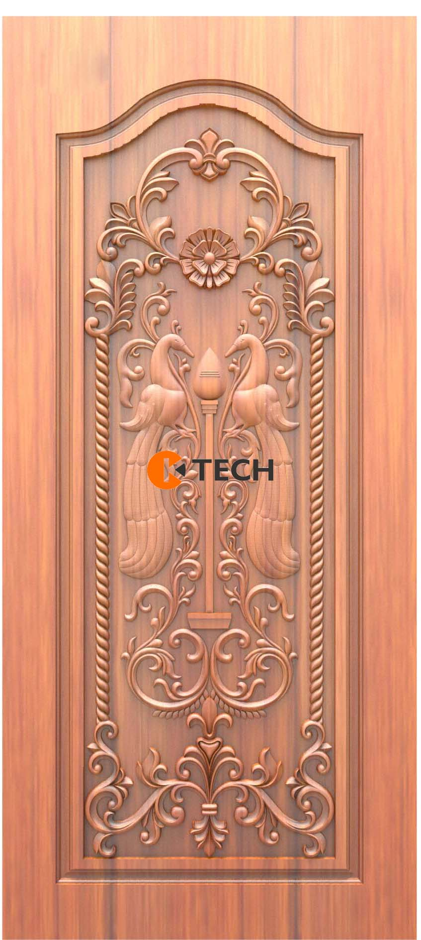 K-TECH CNC Doors Design 176