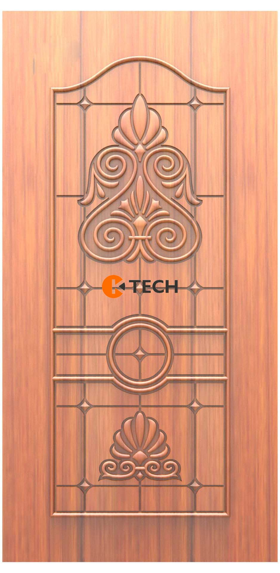 K-TECH CNC Doors Design 178