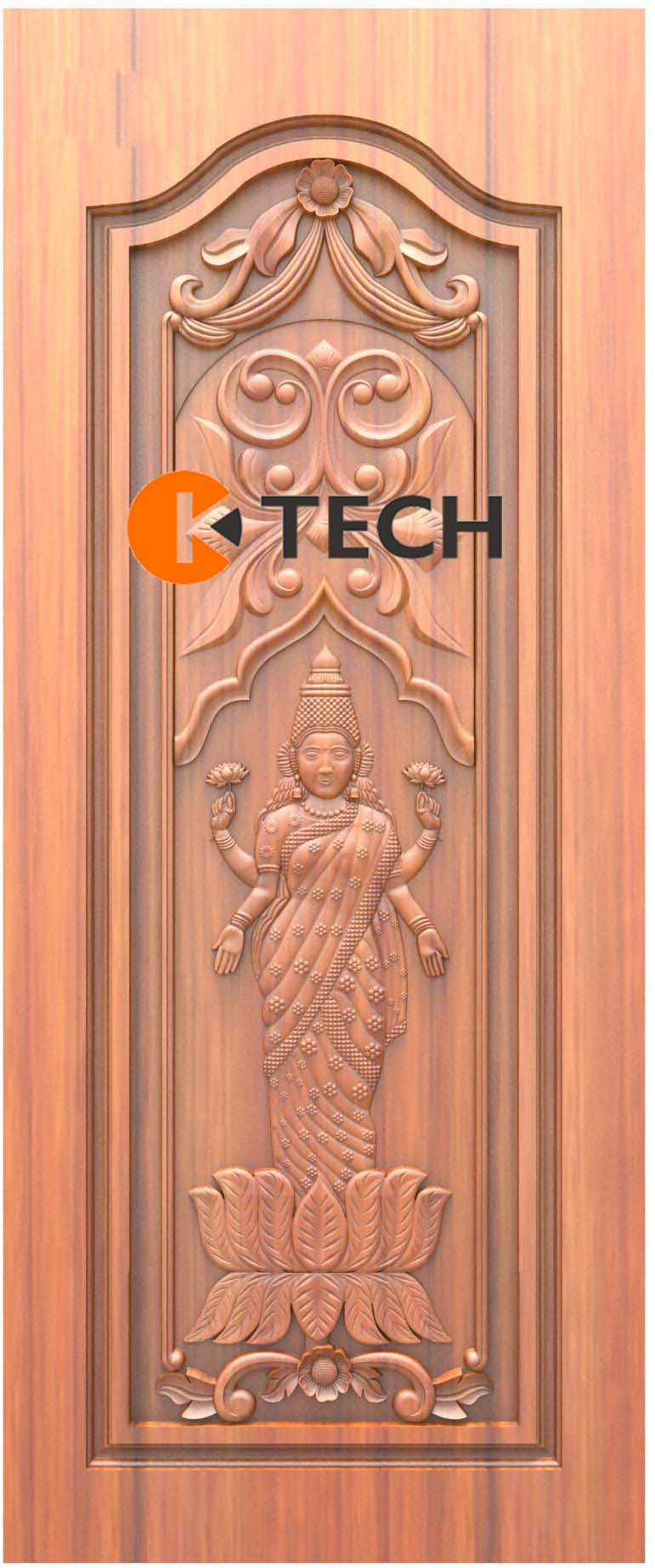 K-TECH CNC Doors Design 180`