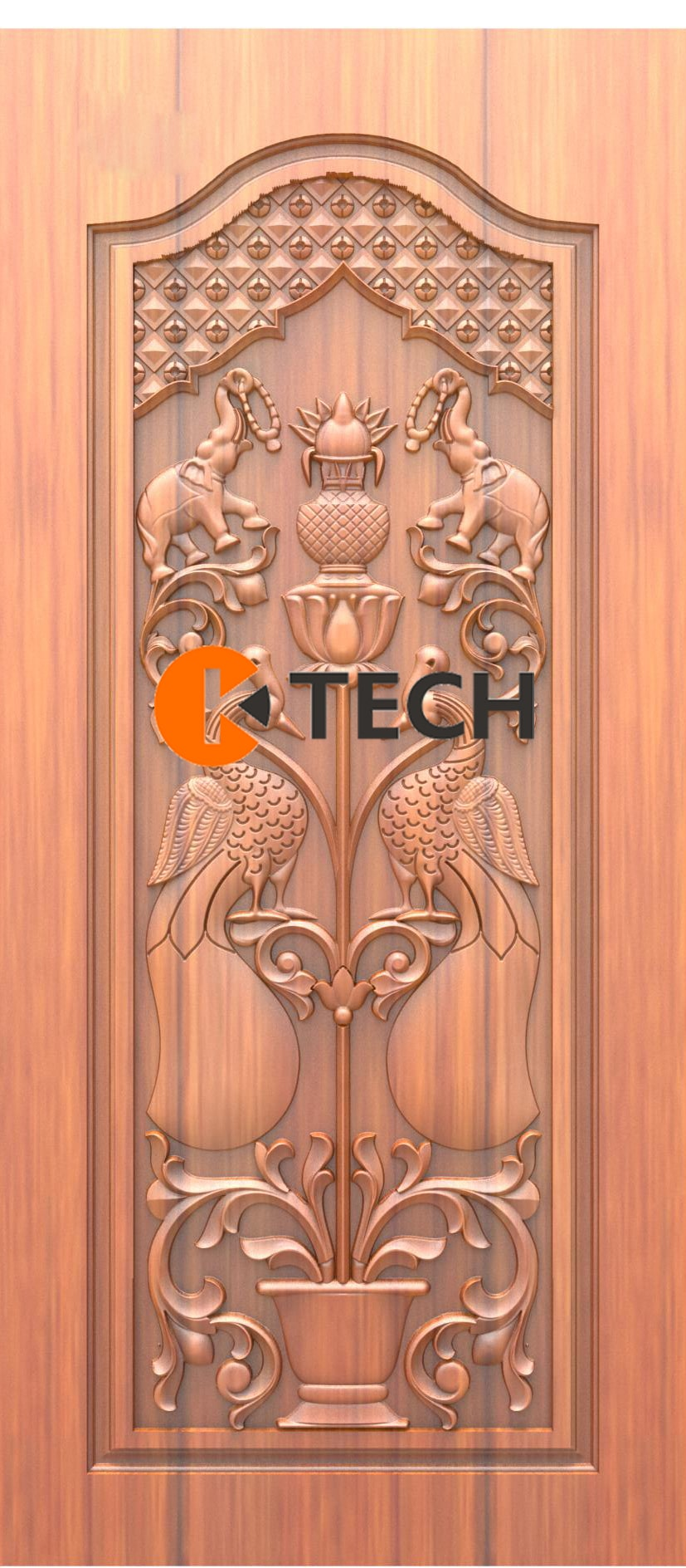 K-TECH CNC Doors Design 185