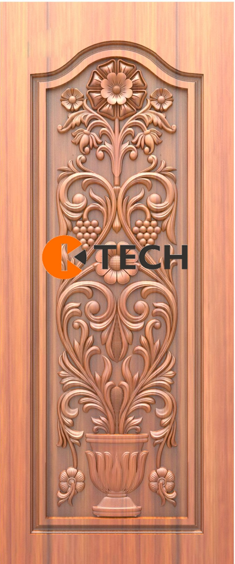 K-TECH CNC Doors Design 187