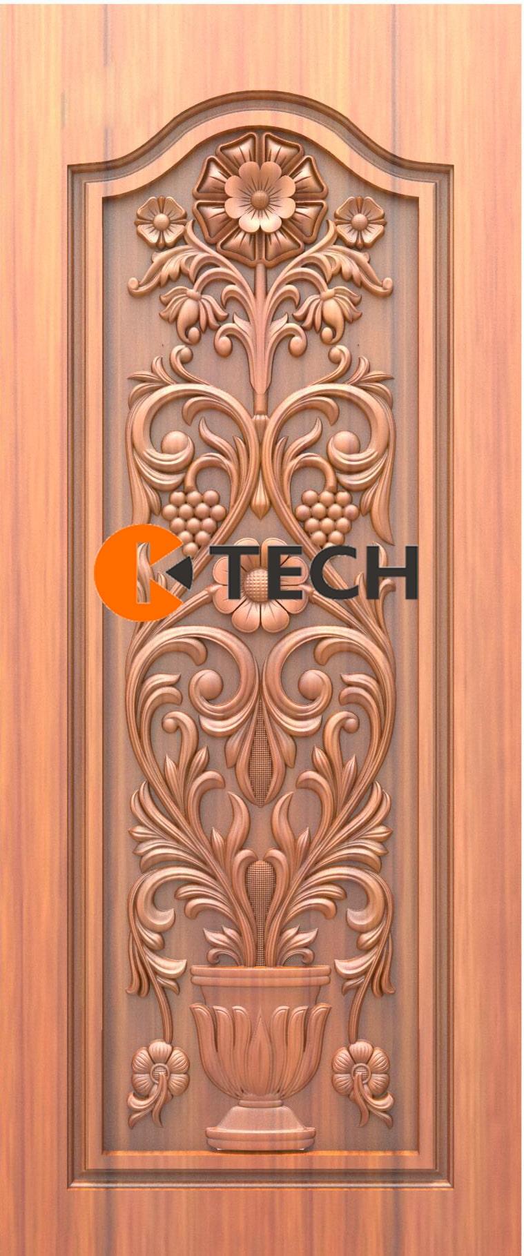 K-TECH CNC Doors Design 187