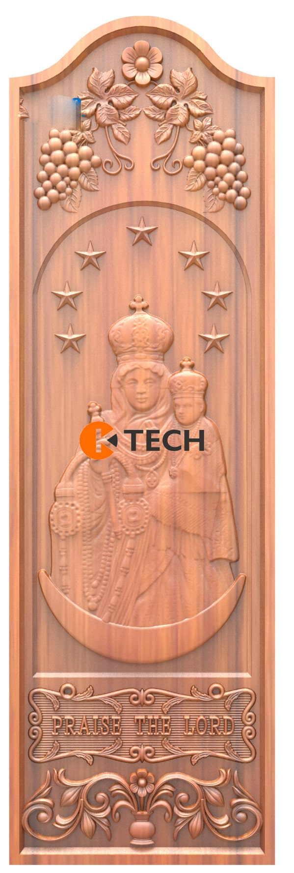 K-TECH CNC Doors Design 188