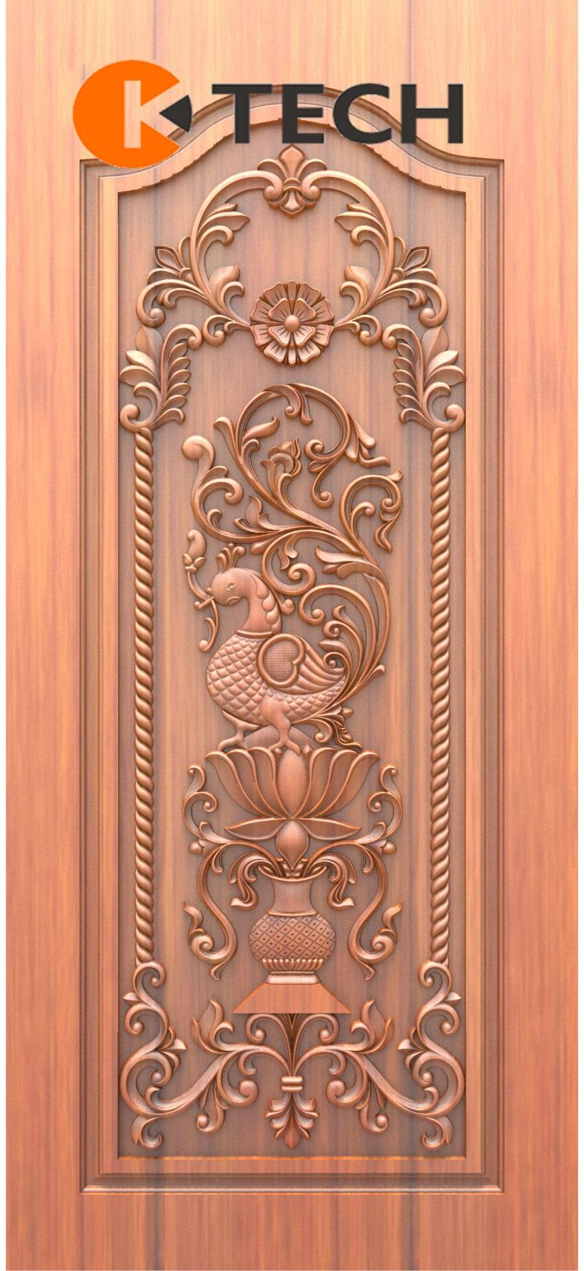 K-TECH CNC Doors Design 192