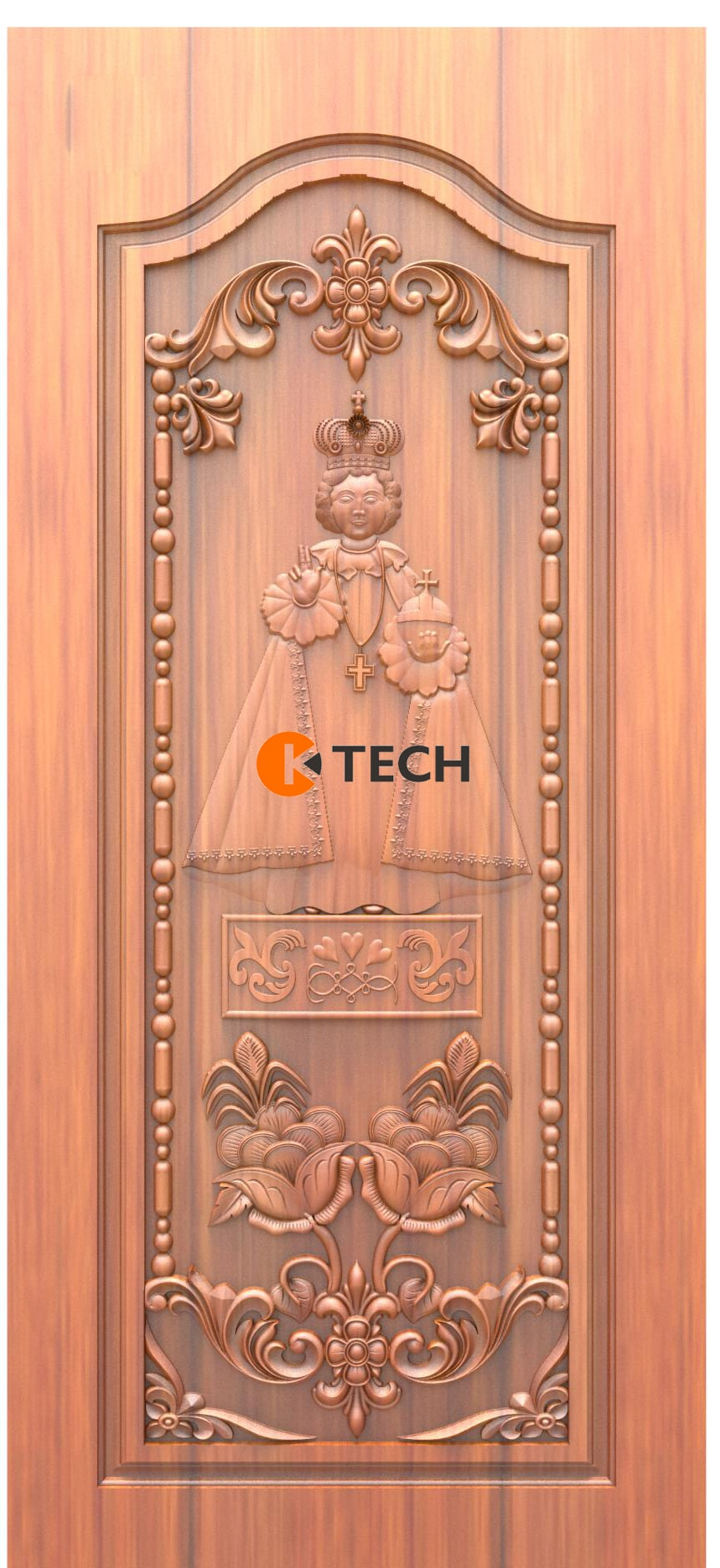 K-TECH CNC Doors Design 196