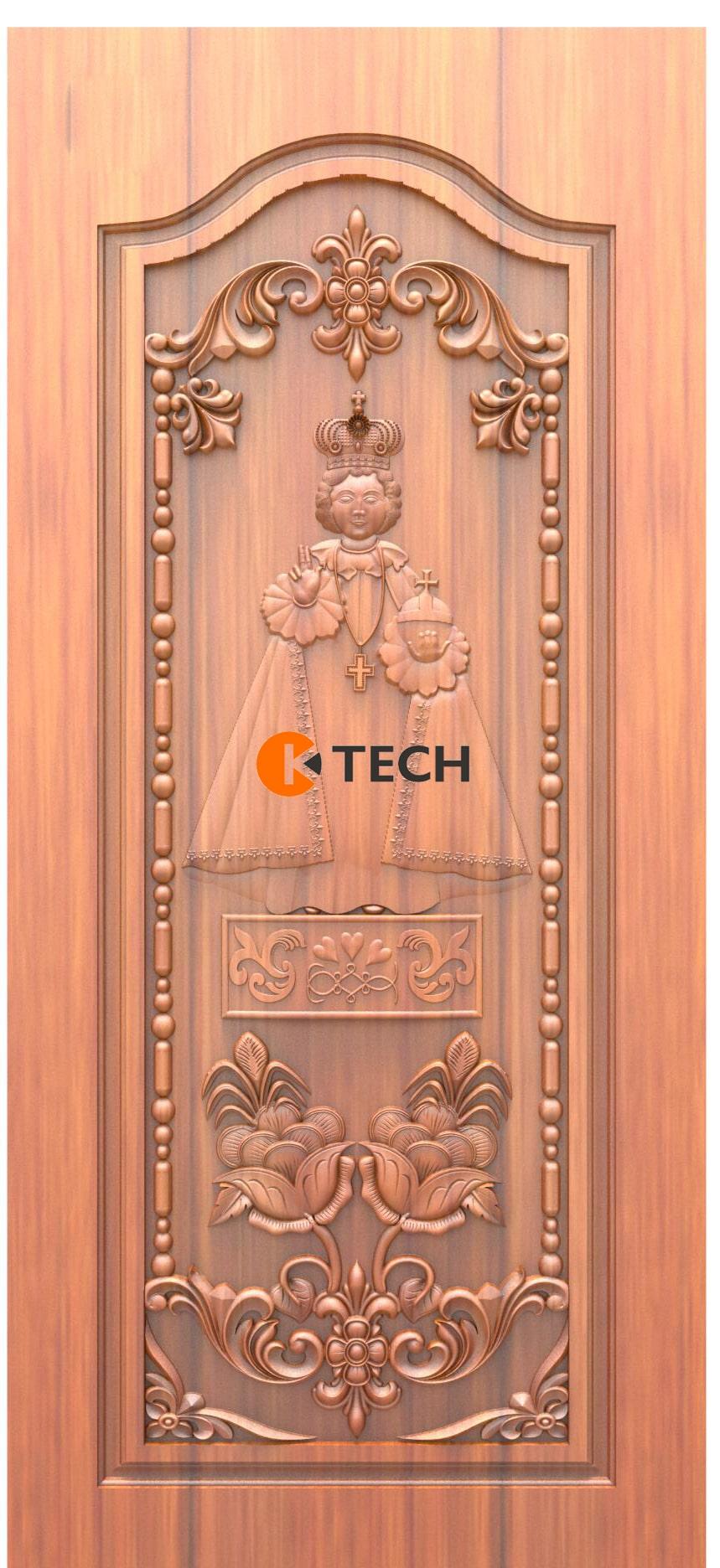 K-TECH CNC Doors Design 196