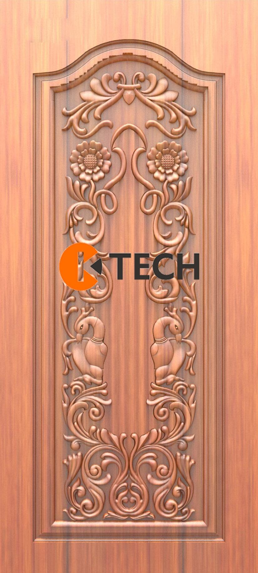 K-TECH CNC Doors Design 198