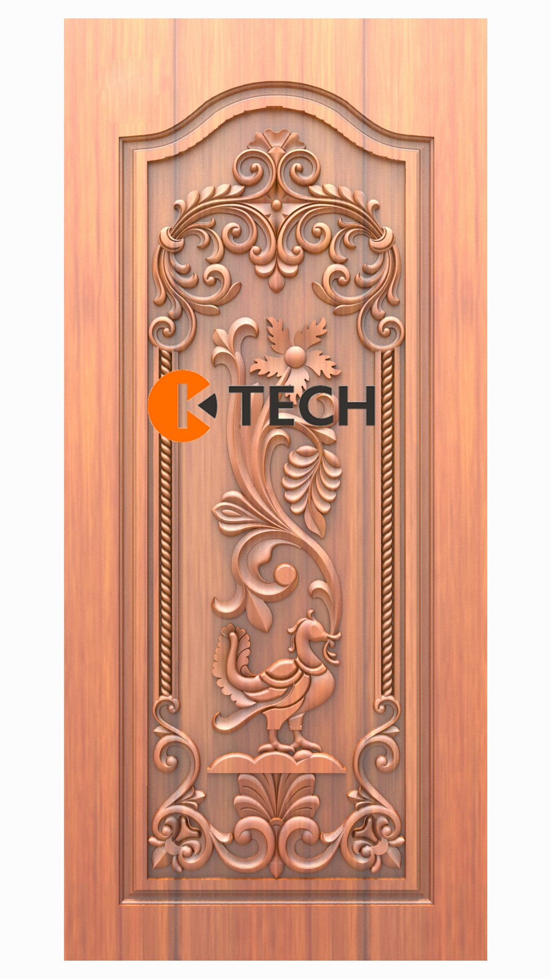 K-TECH CNC Doors Design 200
