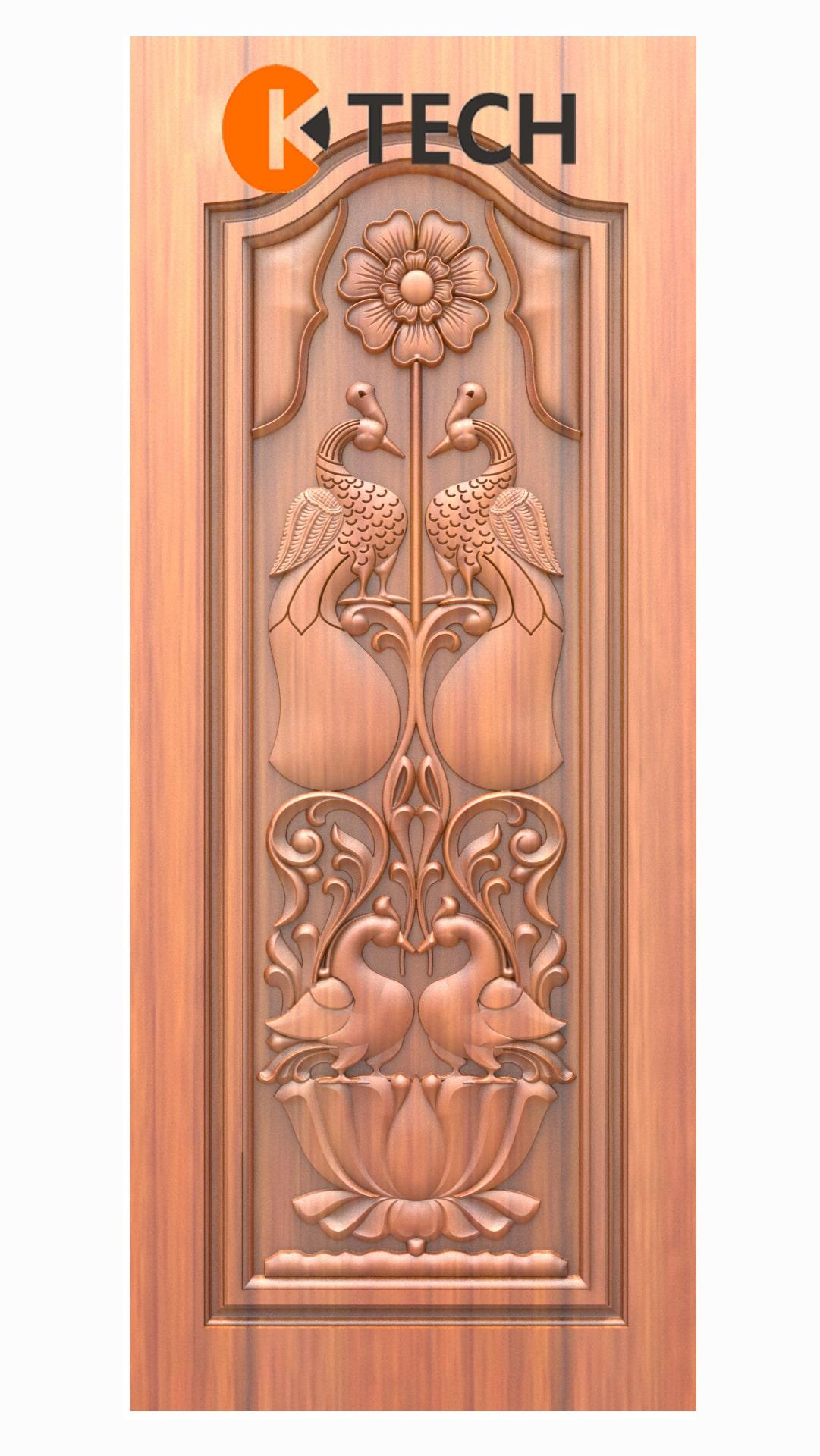 K-TECH CNC Doors Design 203