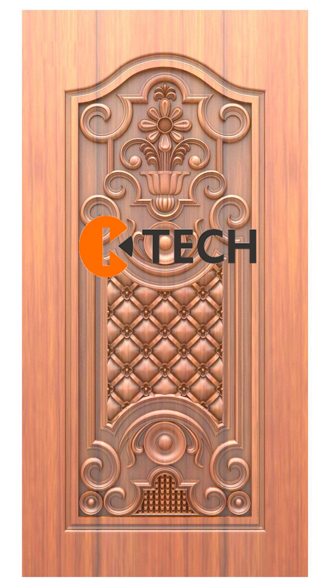 K-TECH CNC Doors Design 209