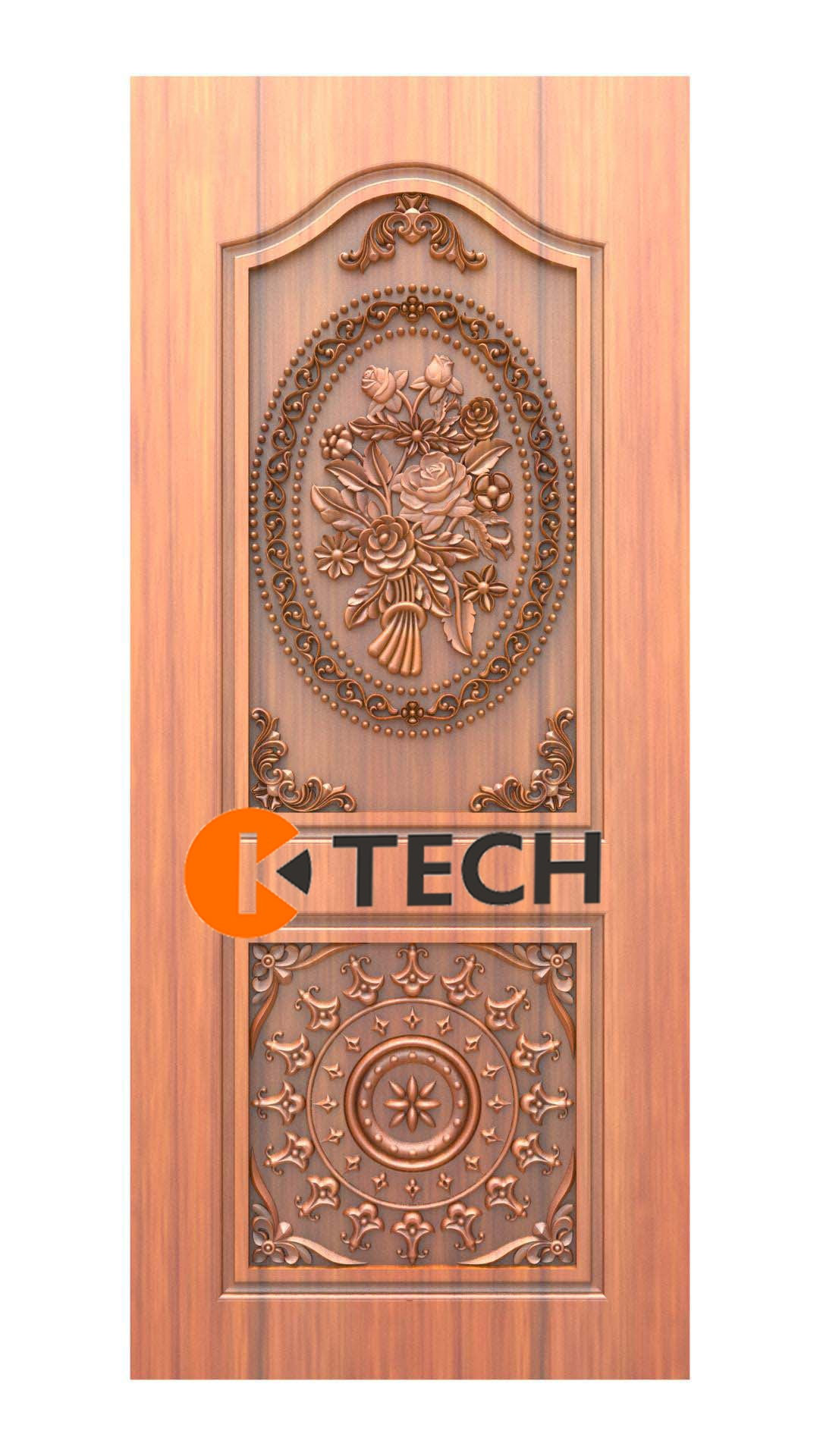 K-TECH CNC Doors Design 210