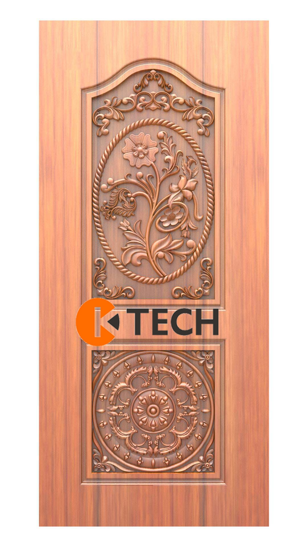 K-TECH CNC Doors Design 211