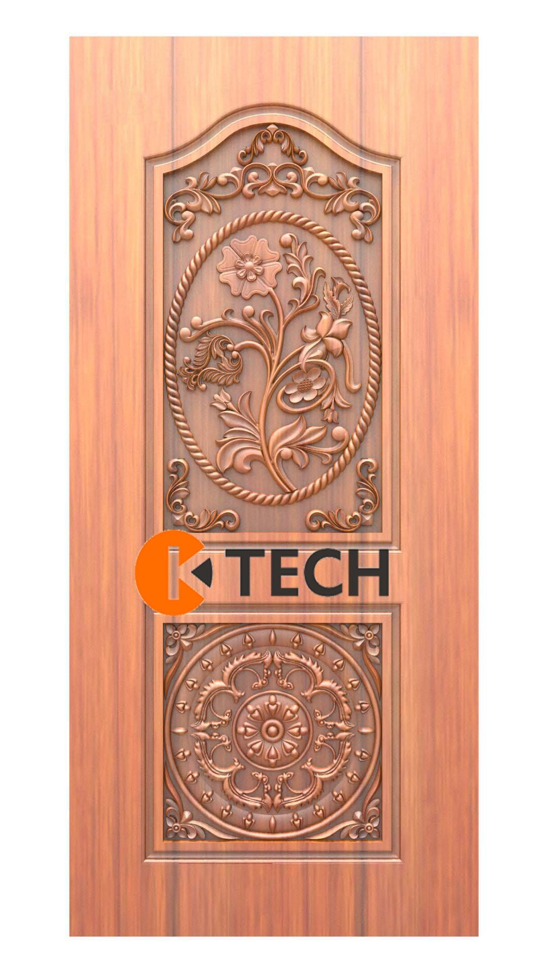 K-TECH CNC Doors Design 211