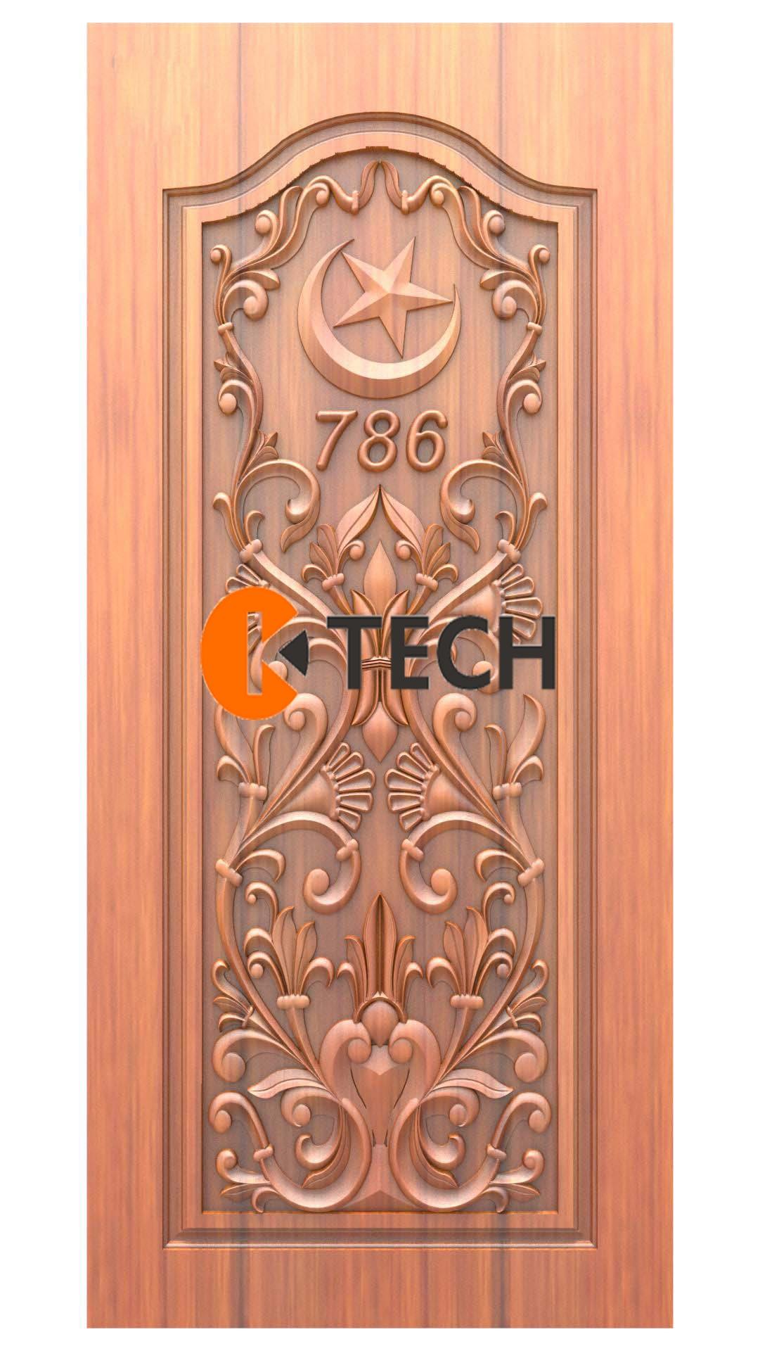 K-TECH CNC Doors Design 219