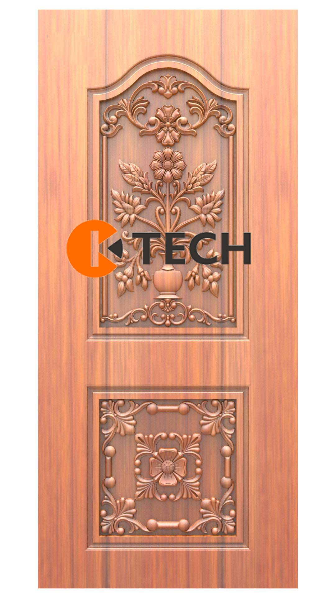 K-TECH CNC Doors Design 221