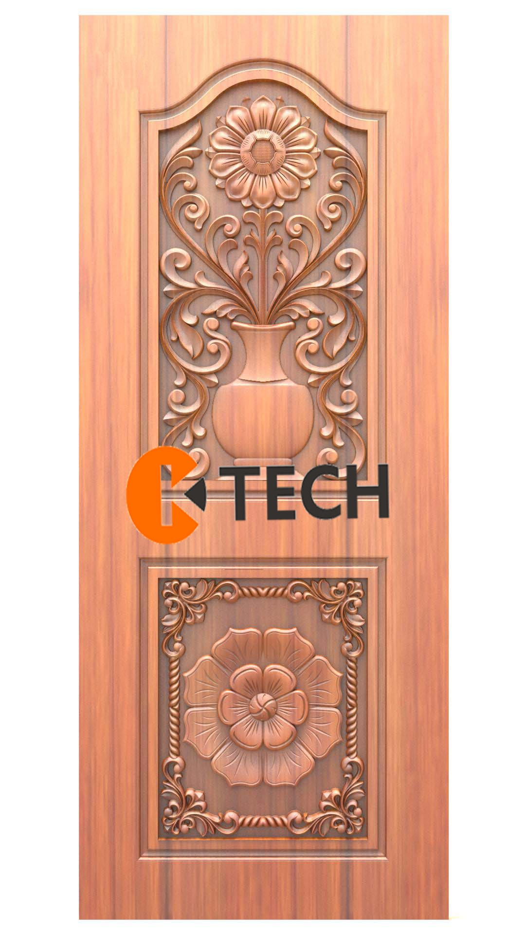 K-TECH CNC Doors Design 223