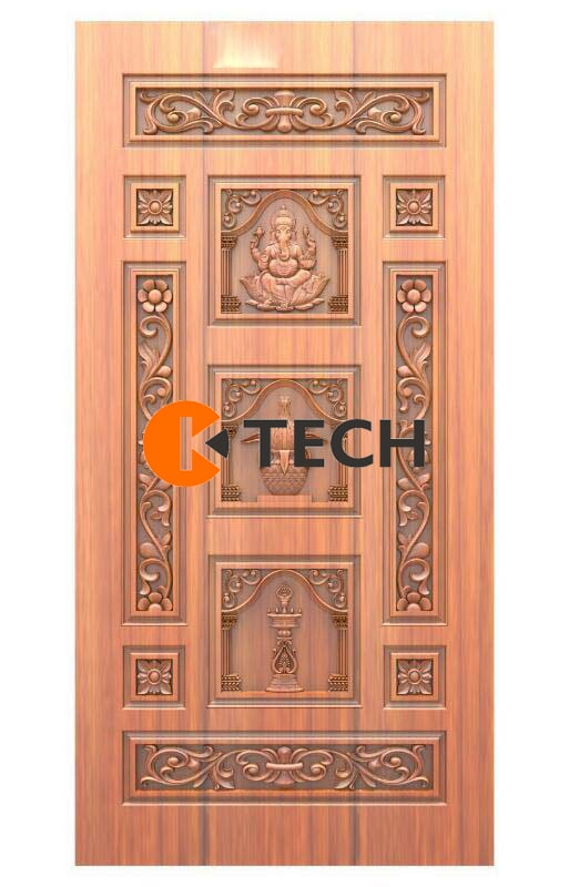 K-TECH CNC Doors Design 226