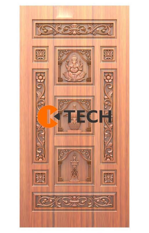 K-TECH CNC Doors Design 226